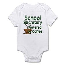 Funny Elementary school Infant Bodysuit