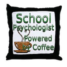 Funny School secretaries Throw Pillow