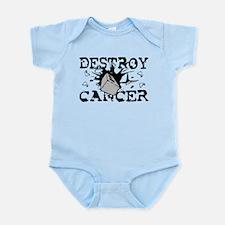 Destroy Cancer Infant Bodysuit