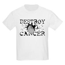 Destroy Cancer T-Shirt