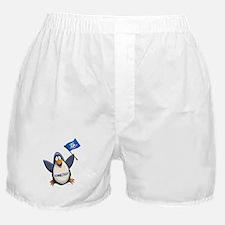 Connecticut Penguin Boxer Shorts