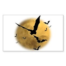 Bats in the Evening Decal