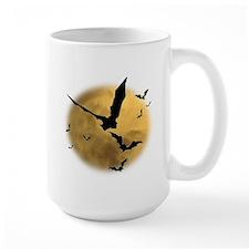Bats in the Evening Mug
