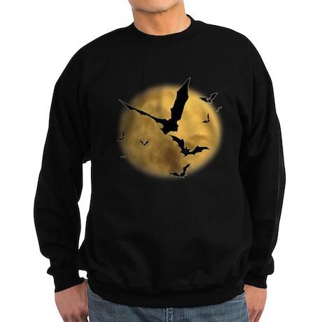 Bats in the Evening Sweatshirt (dark)