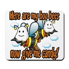 Here are my Boo Bees Mousepad