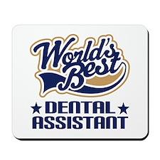 Worlds Best Dental Assistant Mousepad