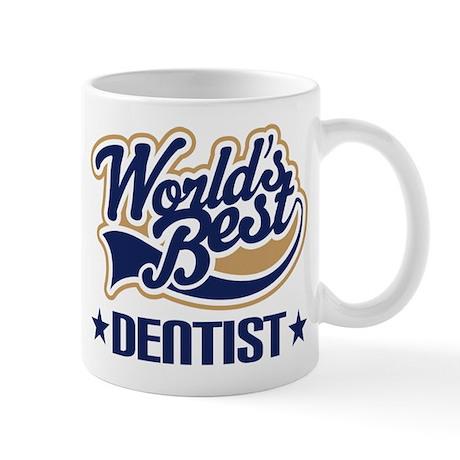 Worlds Best Dentist Mug