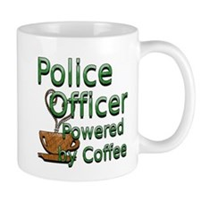 Cute Police wife humor Mug
