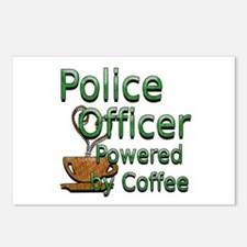 Unique Policemans wife Postcards (Package of 8)