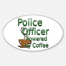 Cute Police humor Decal