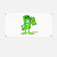 Mr. Deal - Buck Up - Dollar B Banner