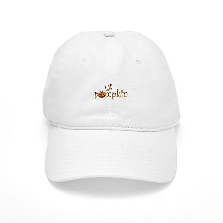 Lil' Pumpkin Cap