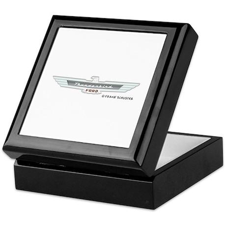 Thunderbird Emblem Keepsake Box