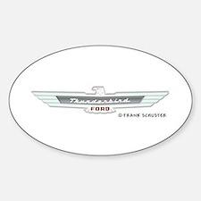 Thunderbird Emblem Decal
