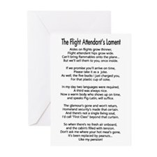 F/A Lament Greeting Cards (Pk of 20)