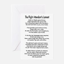 F/A Lament Greeting Cards (Pk of 10)