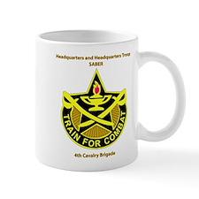 Headquarters Headquarters Troop - 4th Cavalry Brig