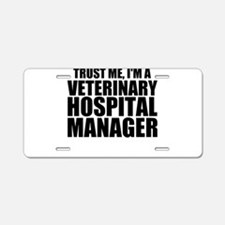 Trust Me, I'm A Veterinary Hospital Manager Al
