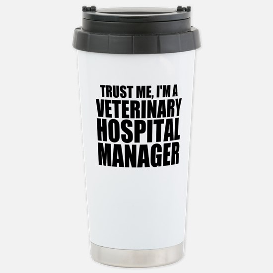 Trust Me, I'm A Veterinary Hospital Manager Tr
