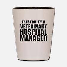 Trust Me, I'm A Veterinary Hospital Manager Sh