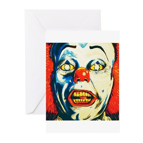 Deadlights Greeting Cards (Pk of 10)