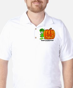 Mr. Deal - Halloween - Cash P Golf Shirt