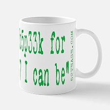 Anti-web 2.0 1337 Geek Mug