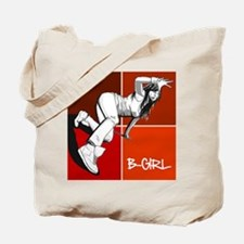 B-Girl Tote Bag