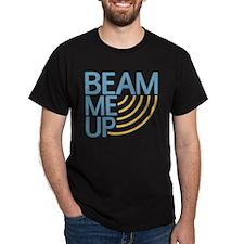 Retro Beam Me Up T-Shirt