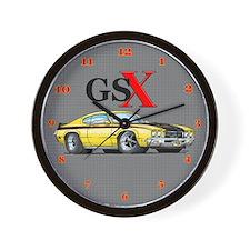 Buick Skylark GSX Wall Clock