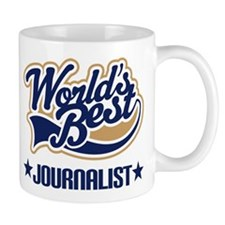 Worlds Best Journalist Mug
