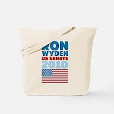 Wyden Senate 2010 Tote Bag