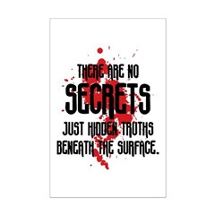 DEXTER: There Are No Secrets Posters