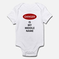 Danger Infant Bodysuit