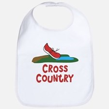 Cross Country Run Bib