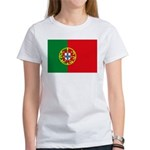 Portugal Flag Women's T-Shirt