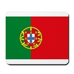 Portugal Flag Mousepad