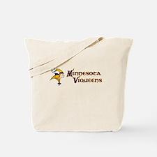 Minnesota Viqueens Tote Bag