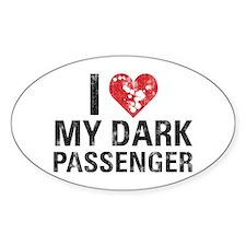 Dexter: Dark Passenger Decal