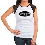 DTR Women's Cap Sleeve T-Shirt