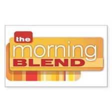 Cute Tucson morning blend Decal