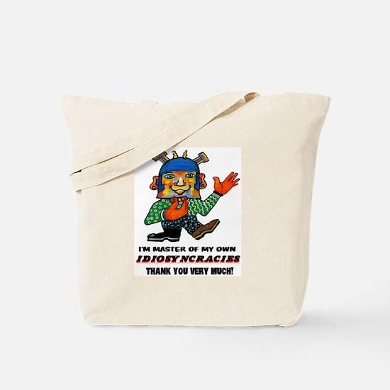 FunCrazyMe! Tote Bag