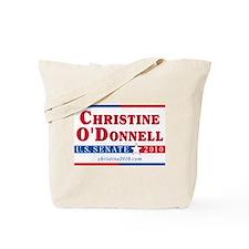 Christine O'Donnell for Senate Tote Bag