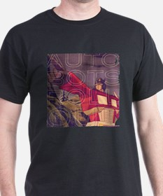 Transformers Vintage Roll Out T-Shirt