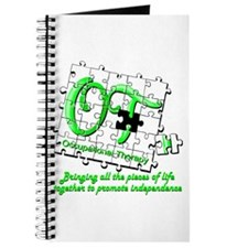 Cute Occupational therapy month Journal