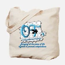Funny Occupational therapist Tote Bag