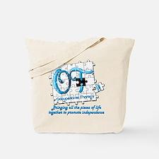 Unique Otr Tote Bag