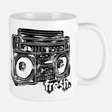 FRESH BOOMBOX Mug