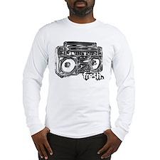 FRESH BOOMBOX Long Sleeve T-Shirt