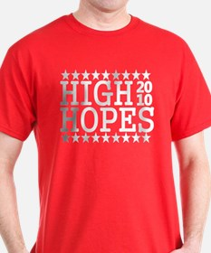 High Hopes Philly 2010 T-Shirt